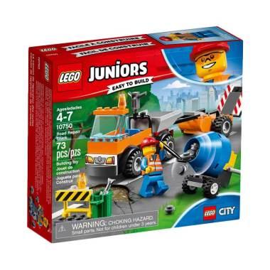 harga LEGO 10750 Juniors Road Repair Truck Blocks & Stacking Toys Blibli.com