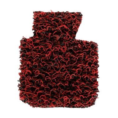 Comfort Premium Karpet Mobil for Da ...  Red Black [Tanpa Bagasi]