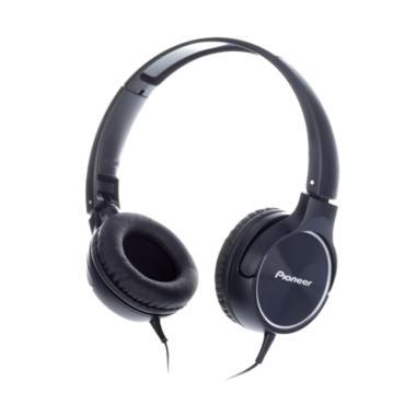 Pioneer SE-MJ522T-K Stereo Headset - Black