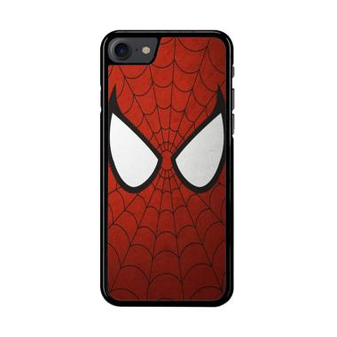 Flazzstore Spiderman Face V0152 Pre ...  for iPhone 7 or iPhone 8