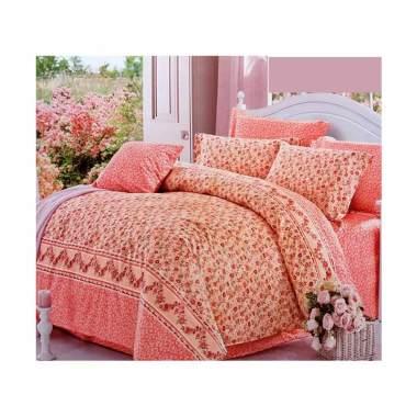 Melia Bedsheet J-4090 Katun Jepang Bed Cover -  Flower Print