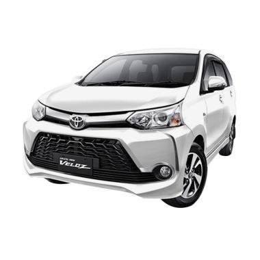 Toyota New Avanza1.3 Veloz Mobil - White [Uang Muka Kredit MTF]