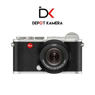 harga Leica CL Mirrorless Digital Camera Silver Anodized with 18-56mm Lens (19315) Blibli.com