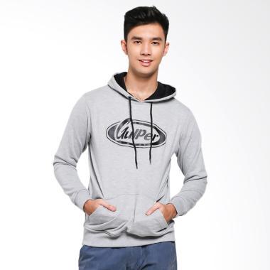 Gulper Z-8 Sweater Hoodie Pria