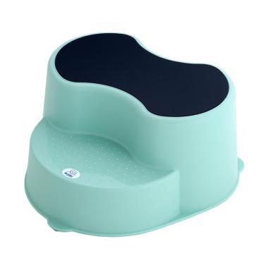 Rotho Babydesign Step Stool Kursi Bayi - Swedish Green