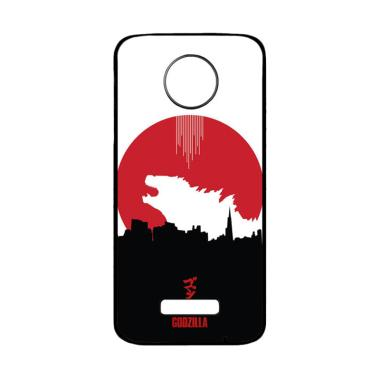 Bunnycase HP Godzilla Japan L0508 C ... for Motorola Moto Z Force