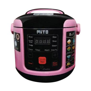 Mito R1 Rice Cooker - Pink [1 L]