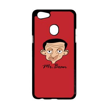 harga Bunnycase Mr. Bean Flat Face L0539 Custom Hardcase Casing for OPPO F5 Blibli.com