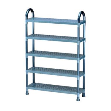 Lion Star A-48 Shelf Rak Sepatu [5 Stacks]