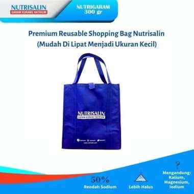 harga Nutrisalin Tas Belanja Premium (Reusable Shopping Bag) - Mudah di Lipat! Blibli.com