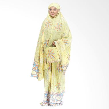 Koesoema Clothing Lovely Set Mukena Dewasa - Yellow