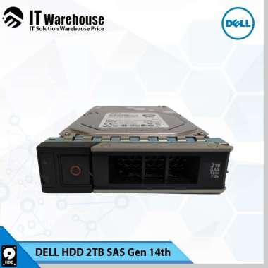harga DELL Hardisk Server [2TB SAS 12GBps 3.5