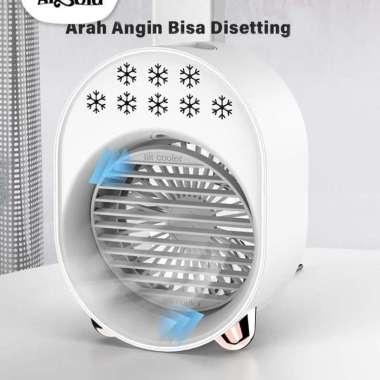 Kipas Angin Dingin B06 AC Mini Portable Kipas Cooler Air Cooler