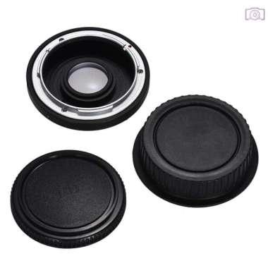 harga Oyx Adapter Ring Lensa Kamera Dengan Kaca Optik Fokus Infinity Fd Ke Multicolor Blibli.com
