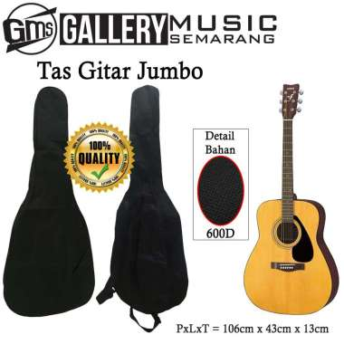 harga Tas Gitar Jumbo / Softcase Jumbo Bahan Kuat Blibli.com