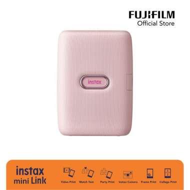 Fujifilm Instax Printer Mini Link Pink
