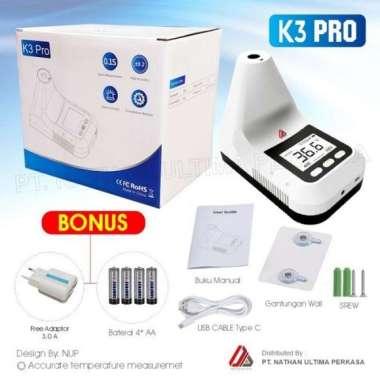 harga K3 PRO TERMOMETER INFRARED + TRIPOD DISKON Blibli.com