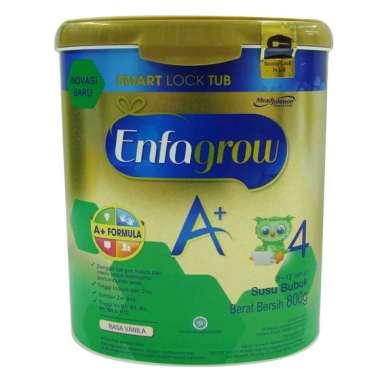 ENFAGROW A+ 4 VANILLA TUB 800 GR