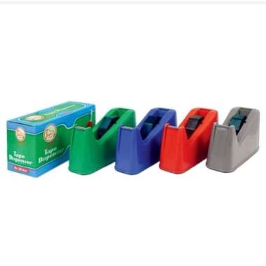 harga TEMPAT ISOLASI-TAPE DISPENSER LION NO.50 | HARGA GROSIR Multicolor Blibli.com