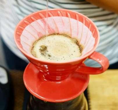 harga V60 Coffee Paper Filter [Size 01] 40pcs Blibli.com