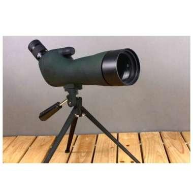 harga Jual Teropong Teleskop Gomu Spotting Monocular Telescope With Tripod Multicolor Blibli.com
