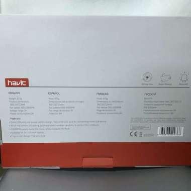 harga Notebook Cooling Pad Havit HV-F2050 Laptop Cooler 14 - 15.6 inch 2 Fan MULTY COLOUR Blibli.com