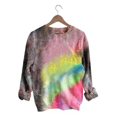 harga Women Halloween Print Sweatshirt Pullover Long Sleeve Top Blouse 8 S 8 S Blibli.com