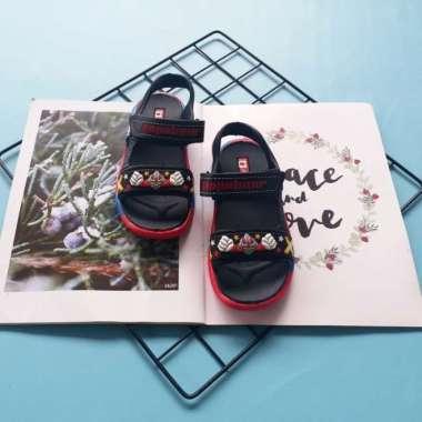 harga Unik OKAY ULTRA 018 Sepatu Sandal Anak Laki Laki Bahan PU Model Lucu 4-8 Th - BLACK 31 Murah Blibli.com