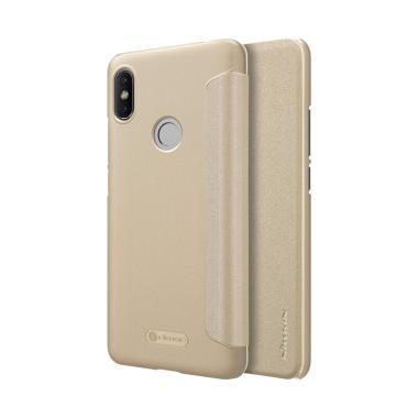 Nillkin Sparkle Flip Cover Casing for Xiaomi Redmi S2