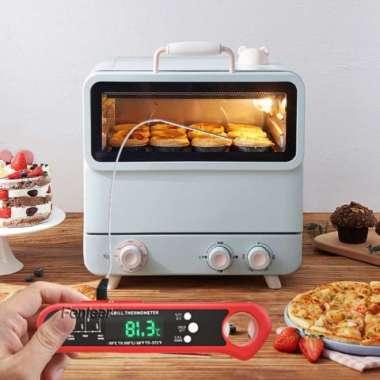 harga Diskon Termometer Makanan Air Susu Daging Dengan Probe Ganda Untuk Ove Blibli.com