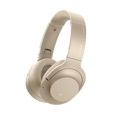 Sony Original WH-H900N Pale Gold h. ... mi Sony Indonesia 1 tahun