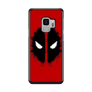 harga Flazzstore Deadpool Rorschach 2 V1103 Premium Casing for Casing Samsung Galaxy S9 Blibli.com