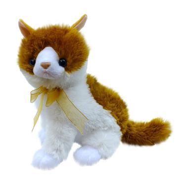 Jual Boneka Kucing Kecil   Besar Mirip Aslinya Terbaik  cb3435c736