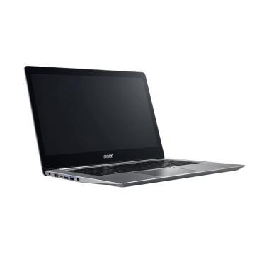 harga Acer Swift 3 4nd Gen SF314-54G Notebook - Silver [i3-7020U/ 4GB/ 1TB/ nVidia GeForce MX150 2GB/ 14 Inch/ Windows 10 Home] Blibli.com