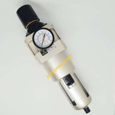 harga BEST SALE TW 5000-10 filter regulator angin 1 inchi merk stnc Blibli.com
