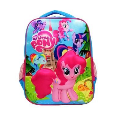 OEM Little Pony Backpack Tas Sekolah Anak