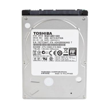 Toshiba Harddisk Internal [1 TB/ 2.5 Inch]