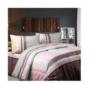 Sierra Avalon Set Sprei dan Bed Cover