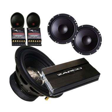 PAKET AUDIO MIDBASS MOREL