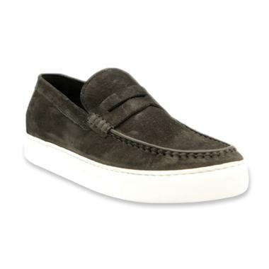 Ftale Esquina Nubuck Slip On Shoes Sepatu Pria