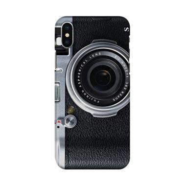Indocustomcase Camera Fujifilm X100 ... dcase Casing for iPhone X