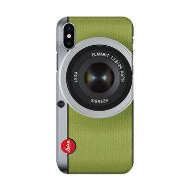 Indocustomcase Camera Leica X1 Anal ... dcase Casing for iPhone X