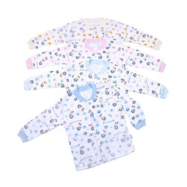 Jual Baju Kaos Lengan Panjang 2 Warna Terbaru - Harga Murah  11551816c2