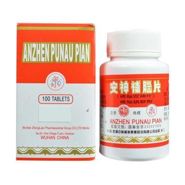 Intra Aries Anzhen Punau Pian Obat Herbal Vertigo dan Insomnia