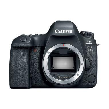 Canon EOS 6D Mark II Kamera DSLR [Body Only]