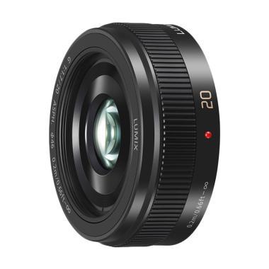 Panasonic Lumix G 20mm f/1.7 II ASPH Lensa Kamera