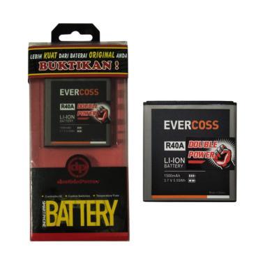 Double Power R40A Battery for Evercoss Winner T Ultr... Rp 66.000 · Double Power Battery for Evercoss Winner Y ...