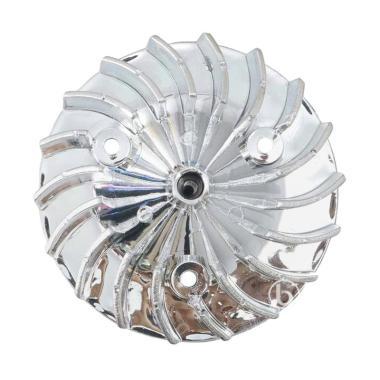 harga MorTech Aksesoris Kipas Pendingin Mesin Motor variasi for All New Scoopy fi esp Silver Blibli.com