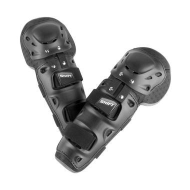 SHIFT Enforcer Knee/Shin Guard Yth Pelindung Lutut Anak - Black [08083-001]
