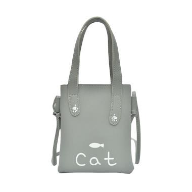 SoLoFi B062 Cat Mini Tote Bag